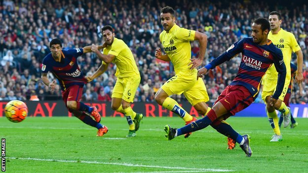 Video: Barcelona vs Villarreal