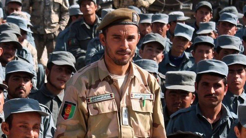 Top Afghan commander Raziq killed in Kandahar gun attack