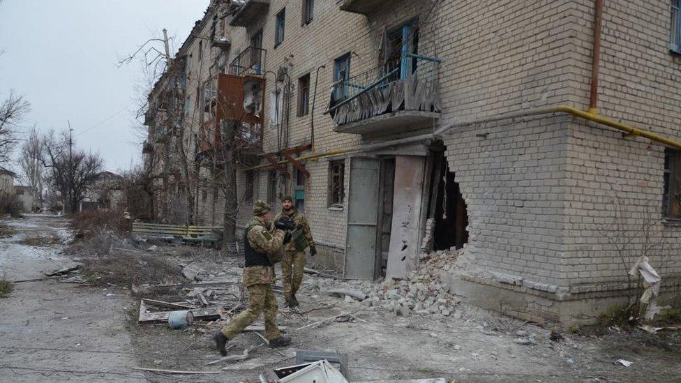 Берлін готовий давати гроші на відновлення Донбасу - міністр