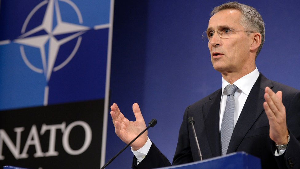 Nato chief says alliance 'does not want new Cold War'