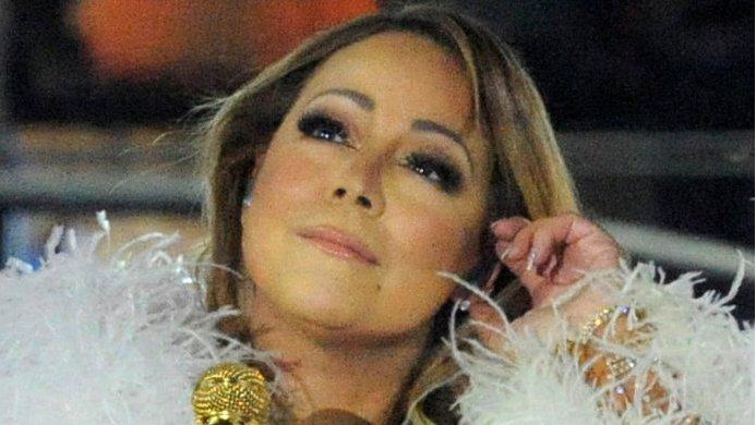 BBC News - Mariah Carey: Row over New Year's Eve performance debacle