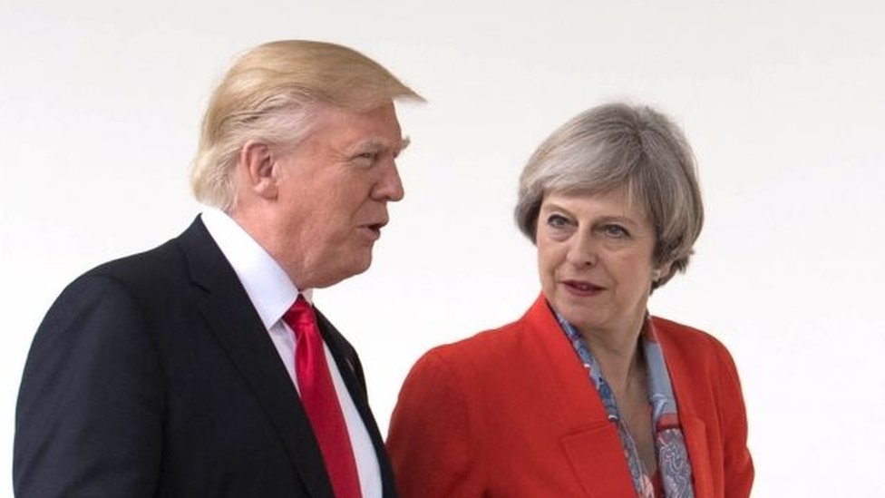 US President Donald Trump to visit the UK in July
