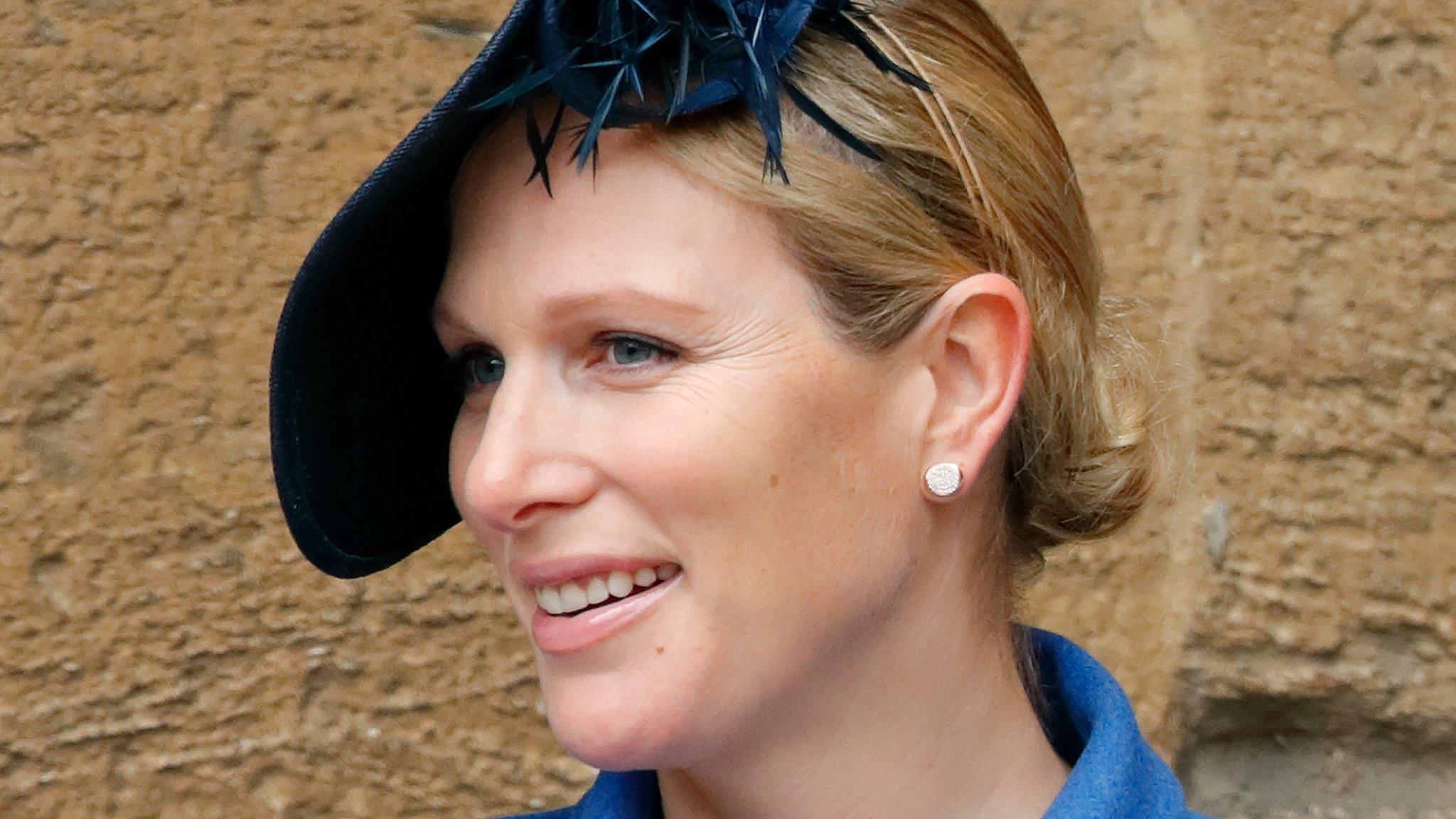 Zara Tindall: Queen's granddaughter has baby girl