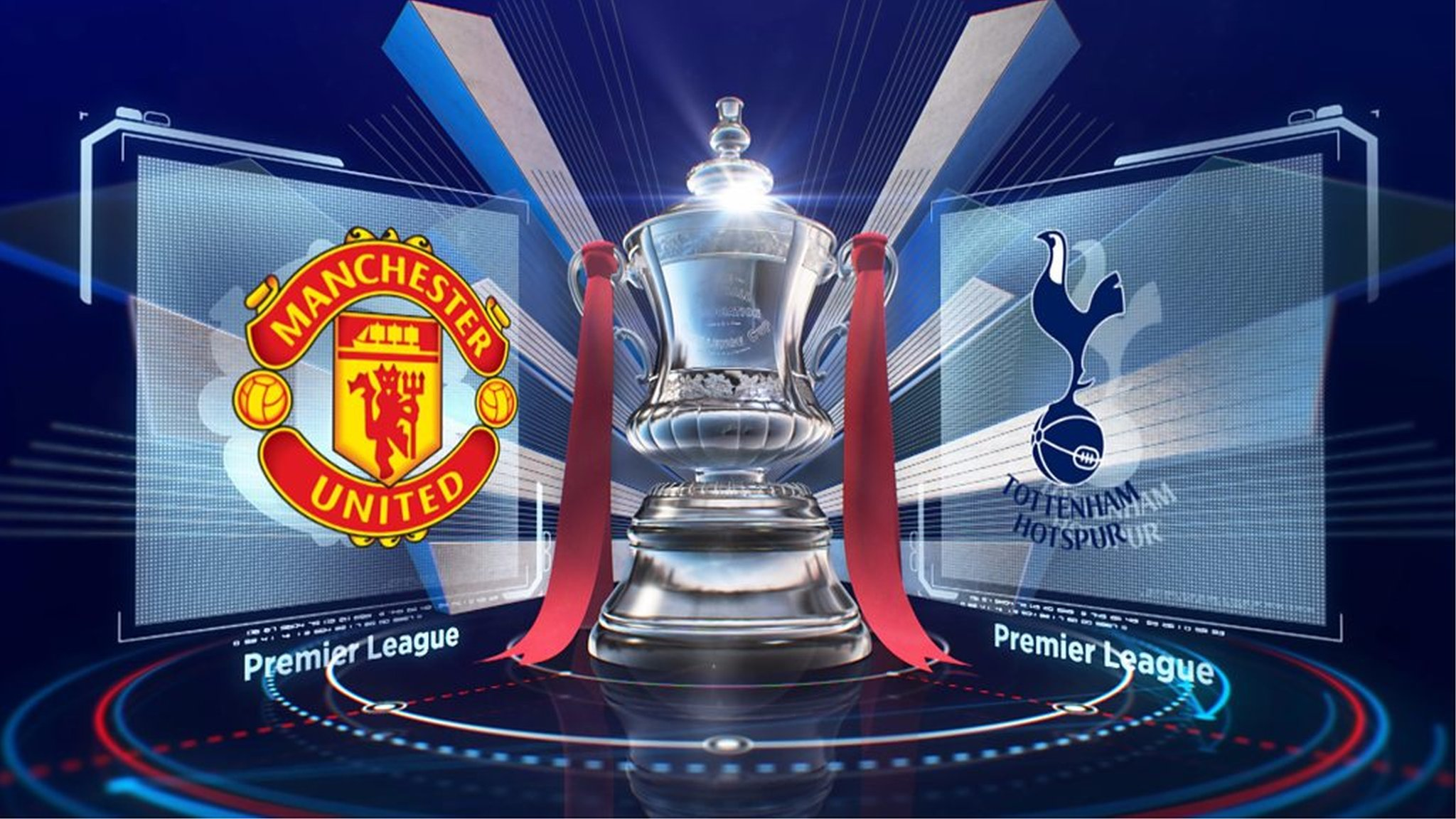 FA Cup: Manchester United 2-1 Tottenham highlights