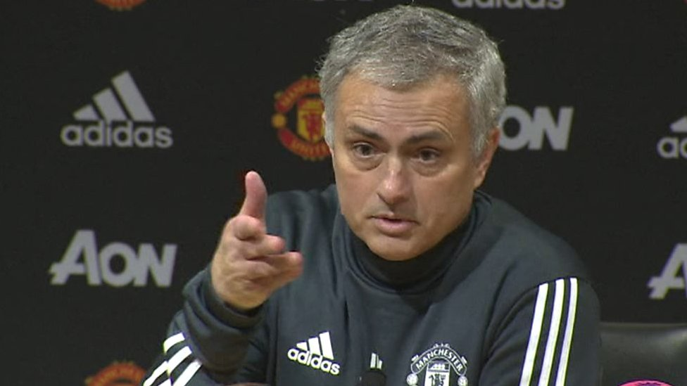 Jose Mourinho: I have never been suspended for match-fixing