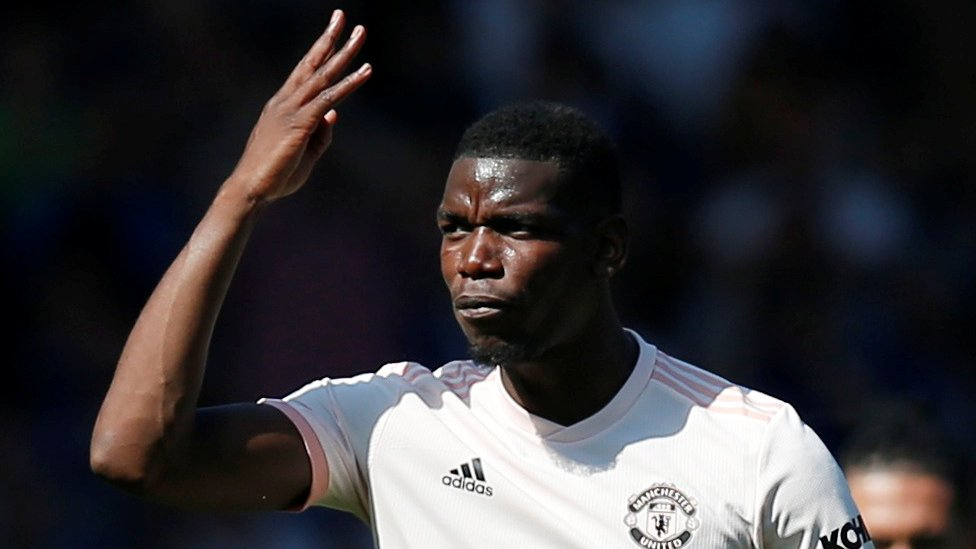 Manchester United: Paul Pogba says loss to Everton was a 'disrespectful' performance
