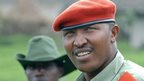 Former Congolese rebel leader Bosco Ntaganda - file image