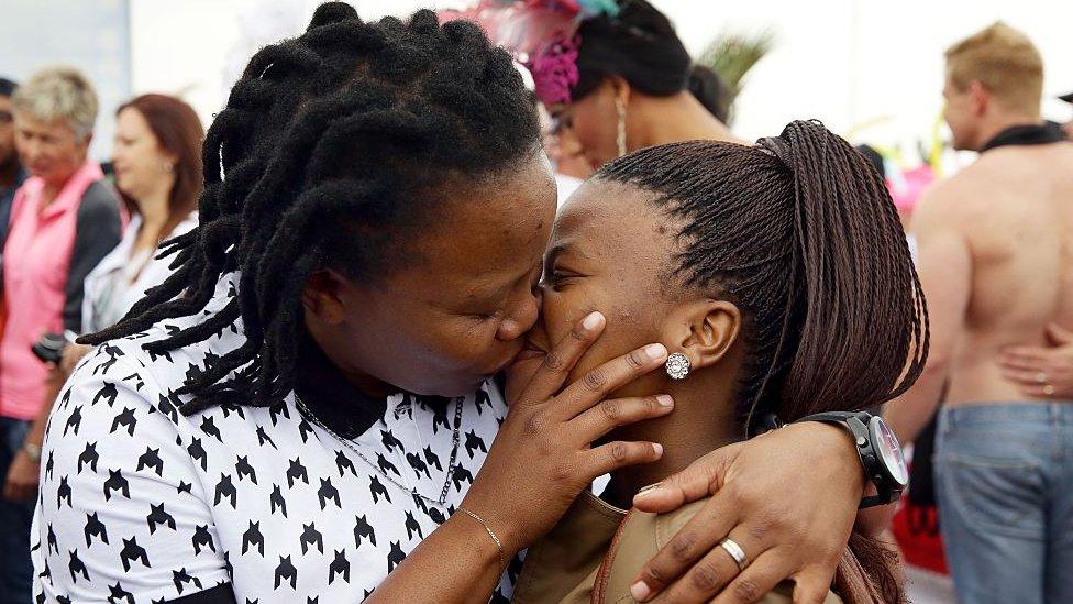 Gay guys nigerian Gay in