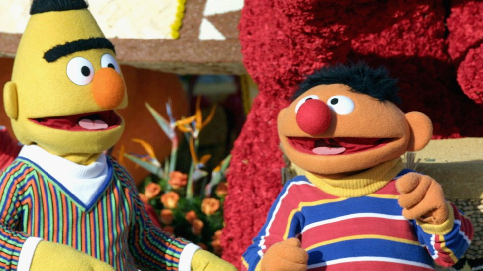 Sesame Workshop says Bert and Ernie are 'best friends' and not gay