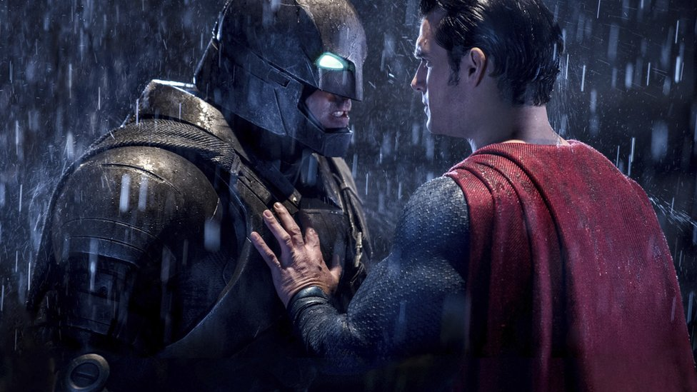 The DC Comics film has been given a Razzie Award
