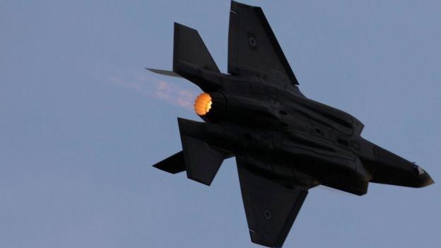 الجيش الإسرائيلي أكد أنه شن غارات في سوريا