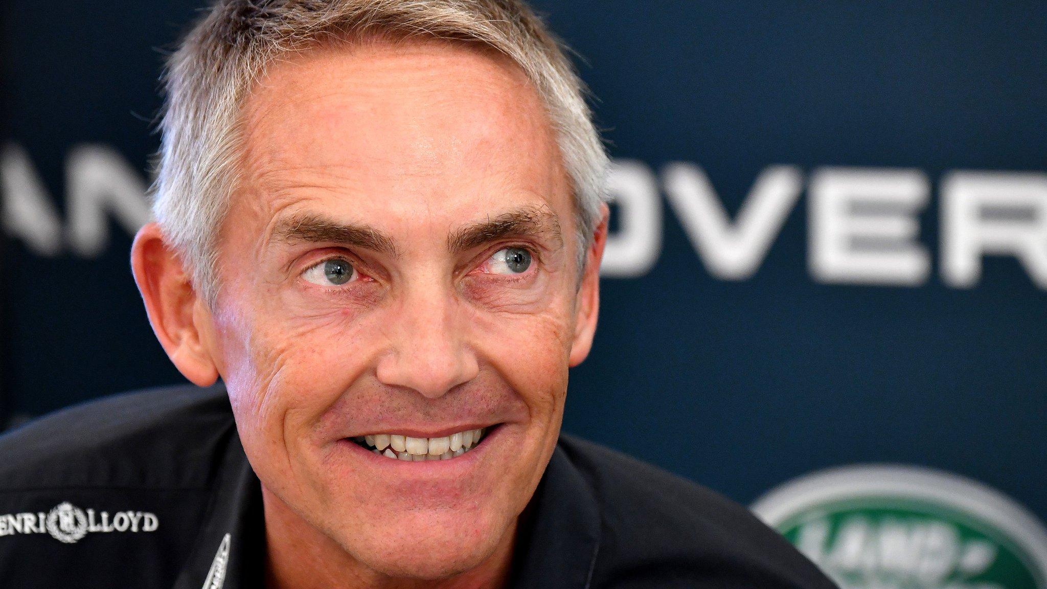 Ex-McLaren boss Whitmarsh returning to F1