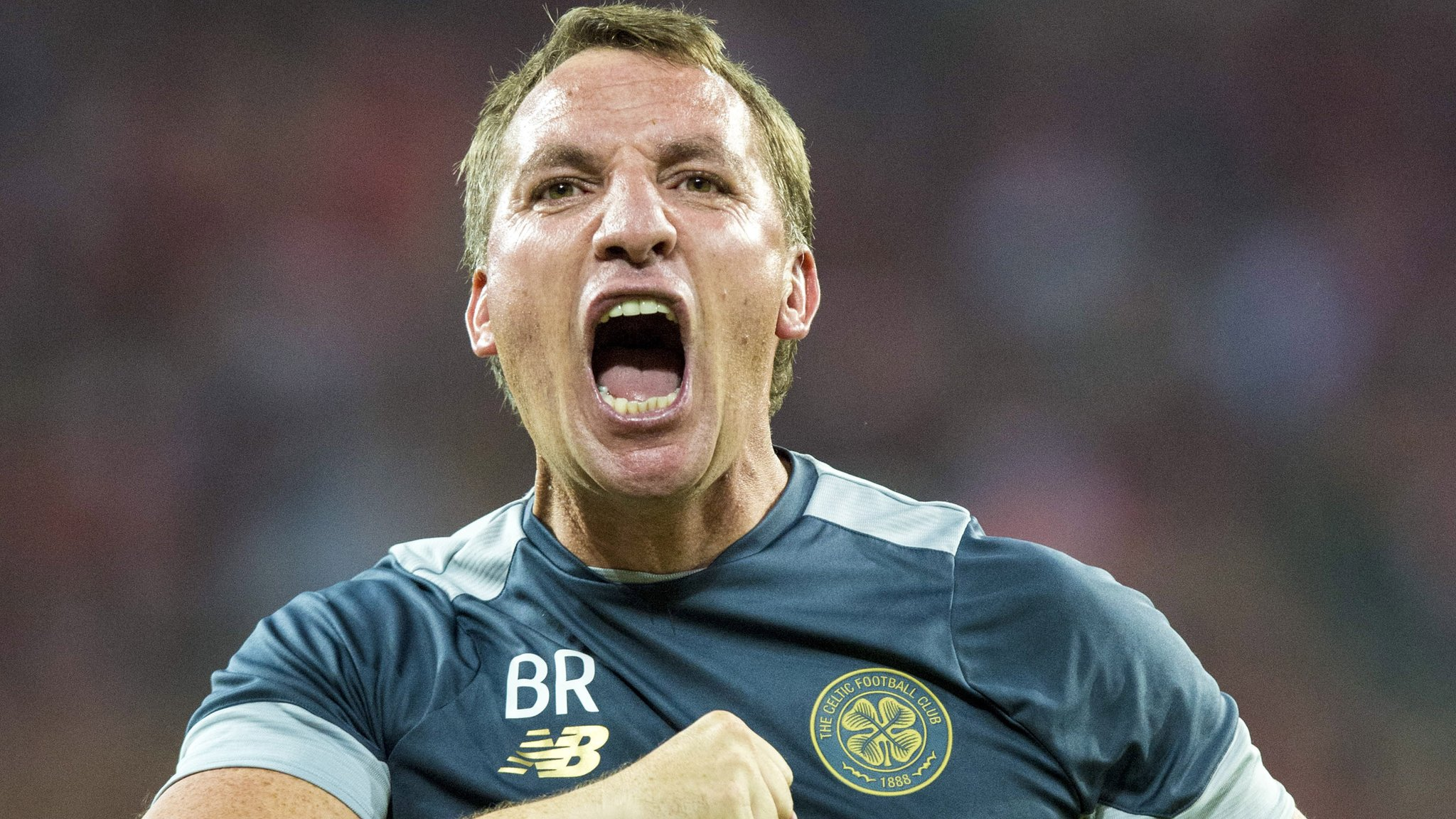 Celtic belong in Champions League group stage - Brendan Rodgers