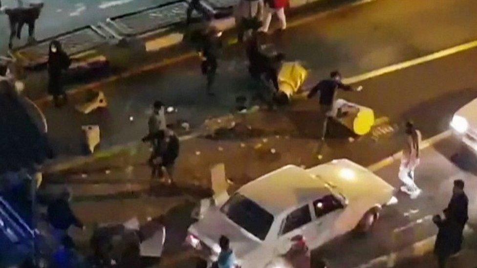 Аятола Хаменеї звинуватив у протестах