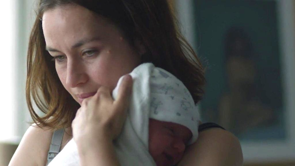 Why making postnatal depression film Early Days was 'therapy'