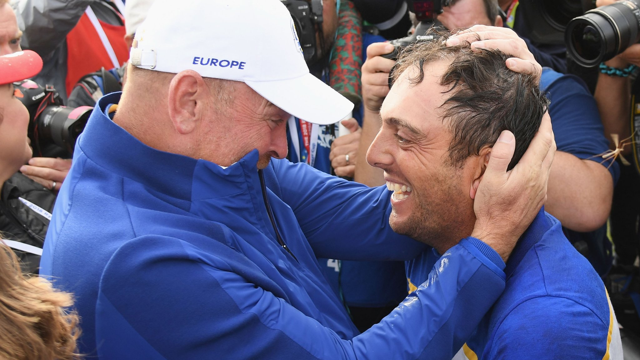 Ryder Cup 2018: Francesco Molinari win secures Ryder Cup victory for Europe