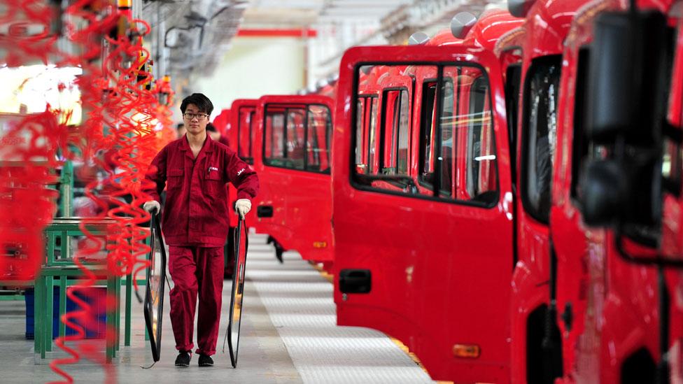 China es la segunda economía mundial y su desempeño puede afectar la demanda de materias primas de otros países.