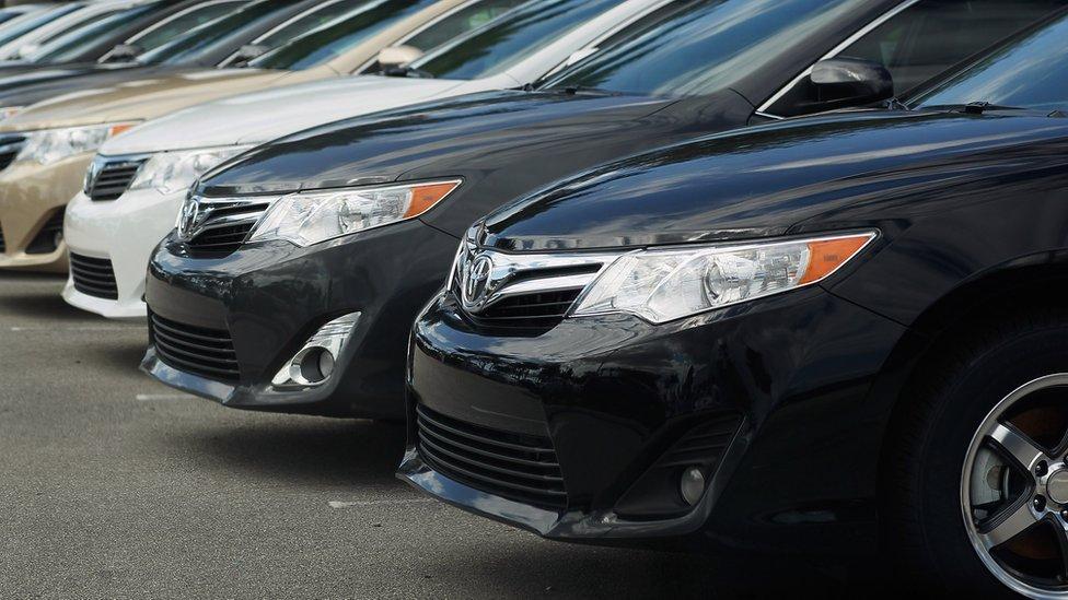 Toyota tuvo durante cuatro años consecutivos el primer puesto en ventas hasta 2016.
