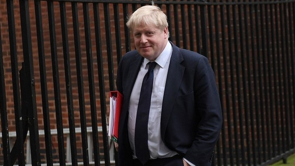 Boris Johnson rebuked over NHS cash plea