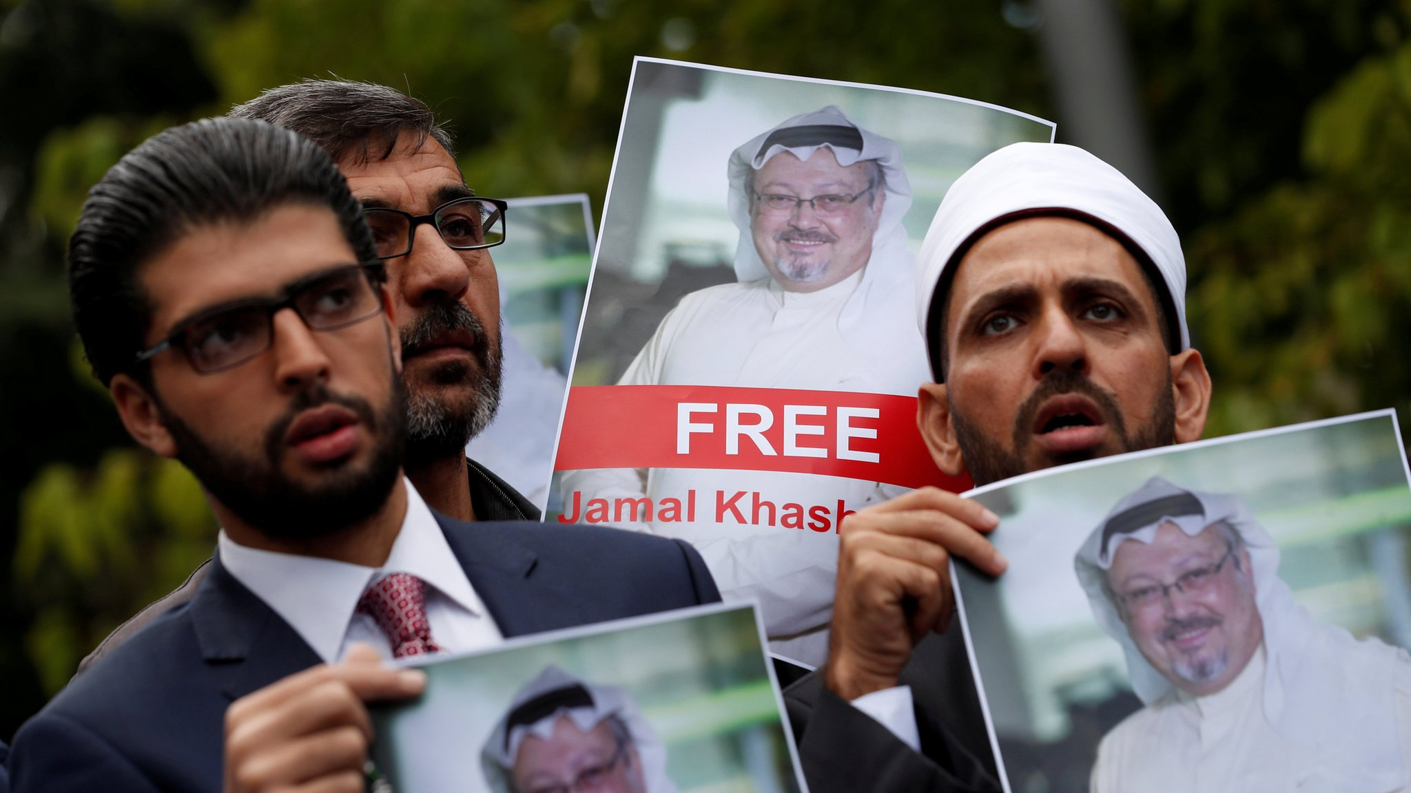 Khashoggi case sends chill through Middle East activists