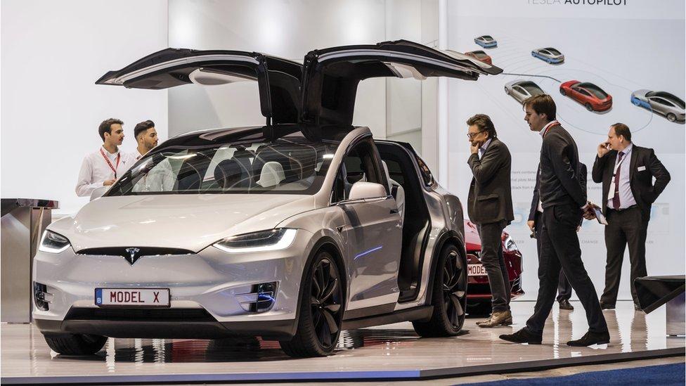 美國電動車巨頭特斯拉:中國騰訊入股為「被動投資」