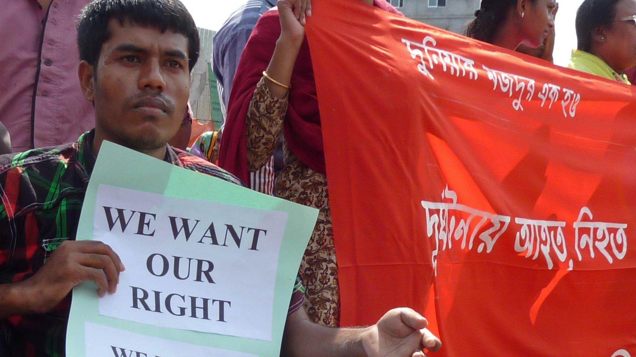 রানা প্লাজা: পাঁচ বছর পরও কাজের সন্ধানে আহত শ্রমিকরা