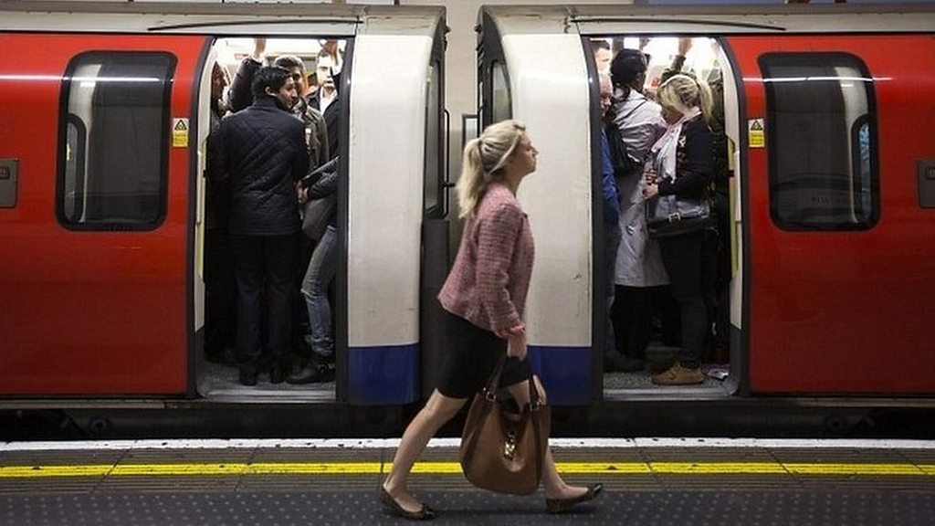 How did London commuters take Brexit?