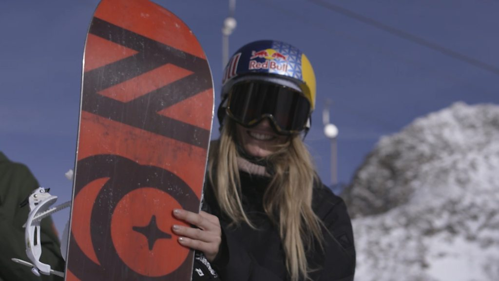 Snowboarder Anna Gasser makes history by becoming first woman to land a cab triple underflip