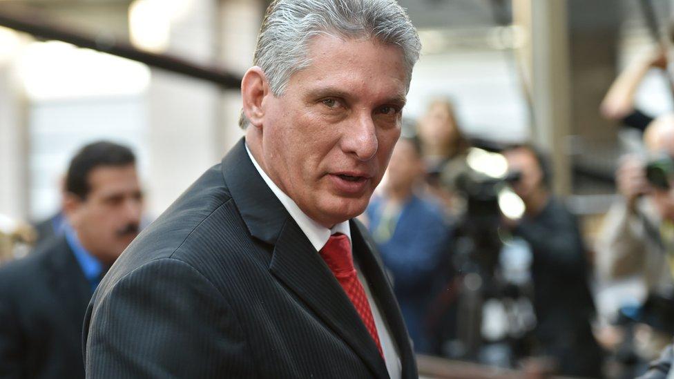 Se espera que Miguel Diaz-Canel Bermúdez suceda a Raul Castro en Cuba.