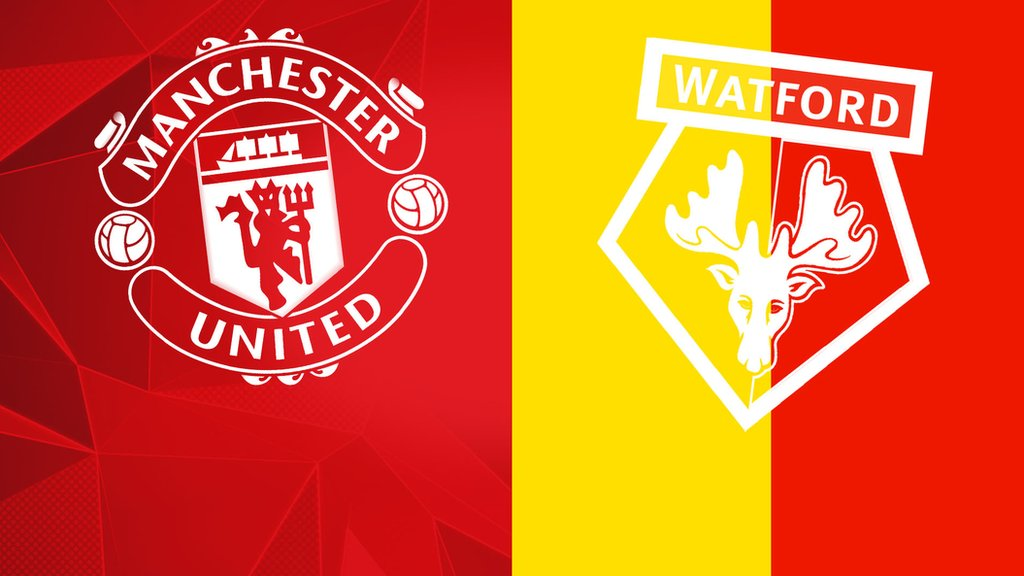 watford manchester united streaming