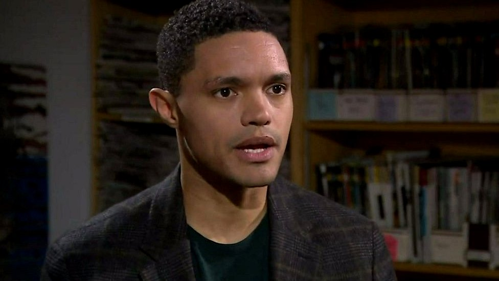 Trump 'prefers white people' claims comedian Trevor Noah