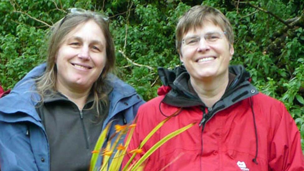 Polly y Jenny Kitzinger