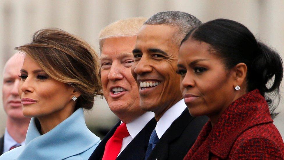 Trump duplicó la cantidad recaudada por Barack Obama en su primera investidura.