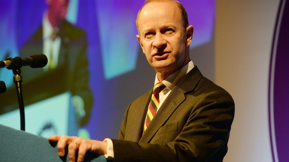UKIP leader Henry Bolton hits out at national exec