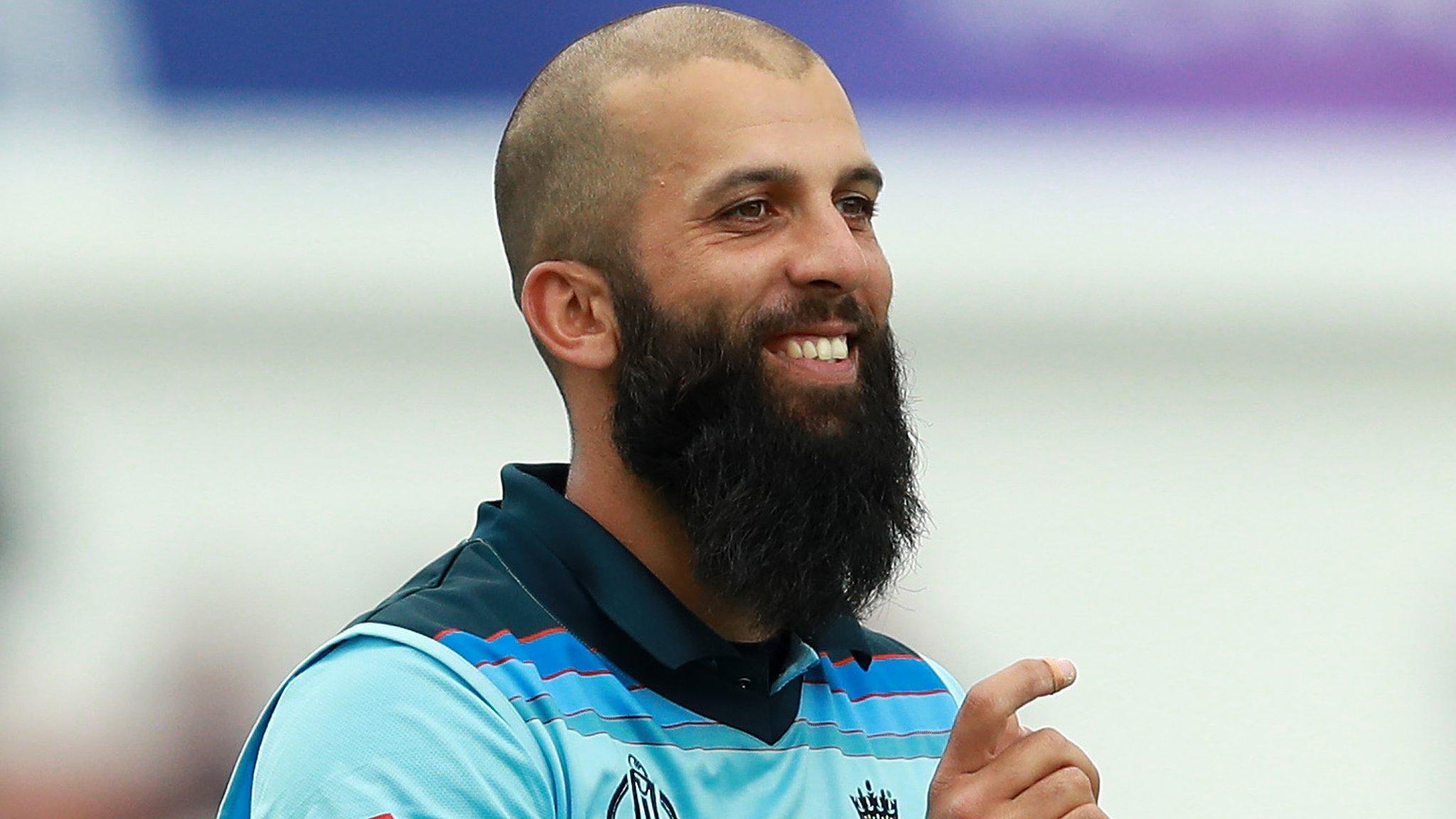 Cricket World Cup: England's Moeen Ali on Sri Lanka match