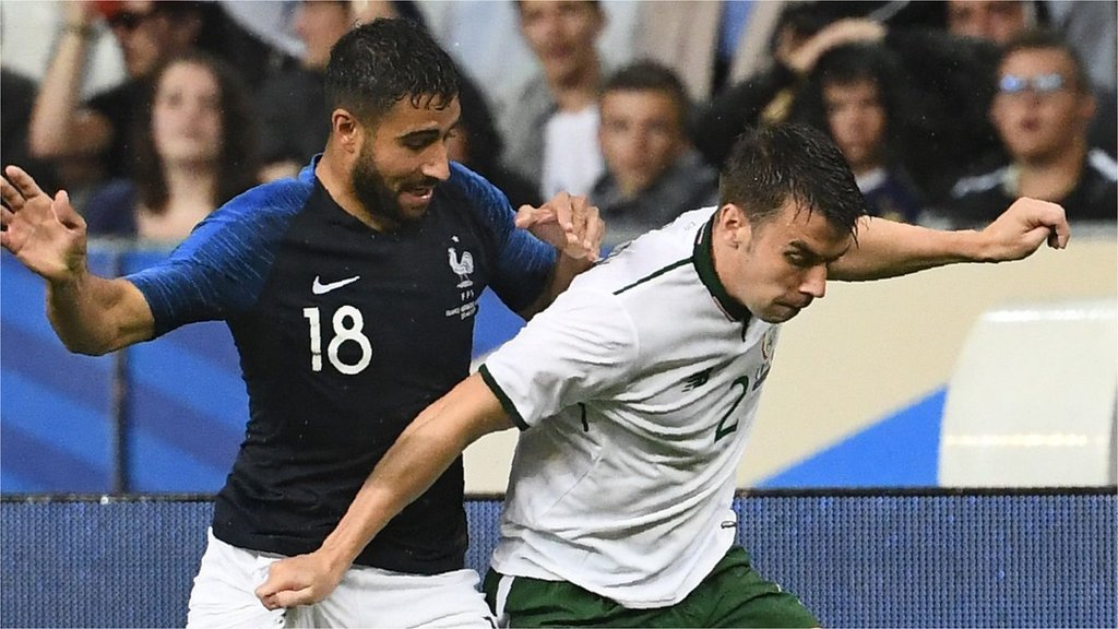 dd8bf7f5d France v Republic of Ireland live - Italy v Saudi Arabia