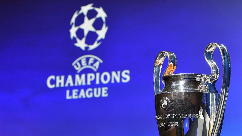 Sorteo De La Champions League Cómo Quedaron Los Grupos Y Qué Partidos Son Los Más Atractivos Bbc News Mundo
