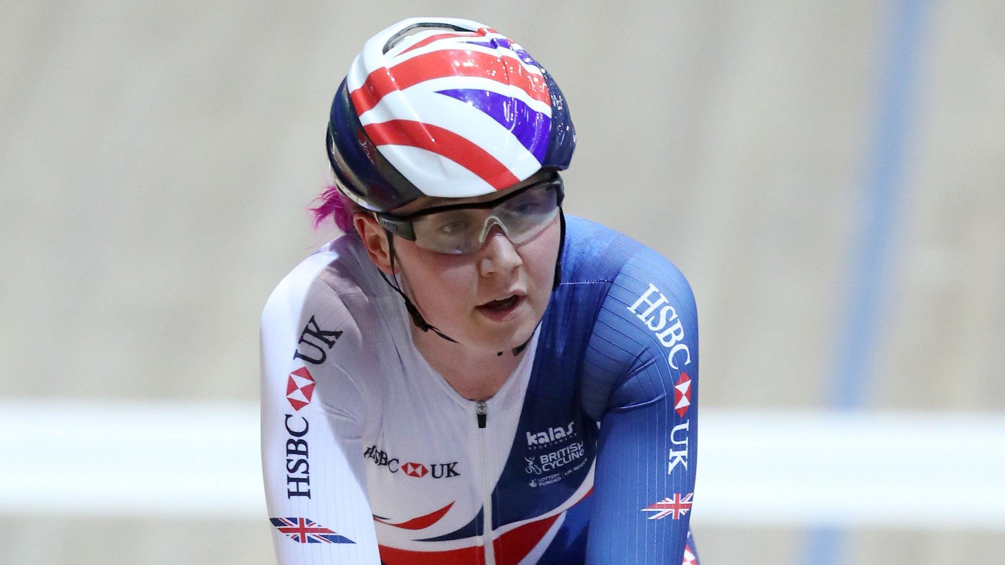 European Track Championships 2017: Katie Archibald wins women's individual pursuit
