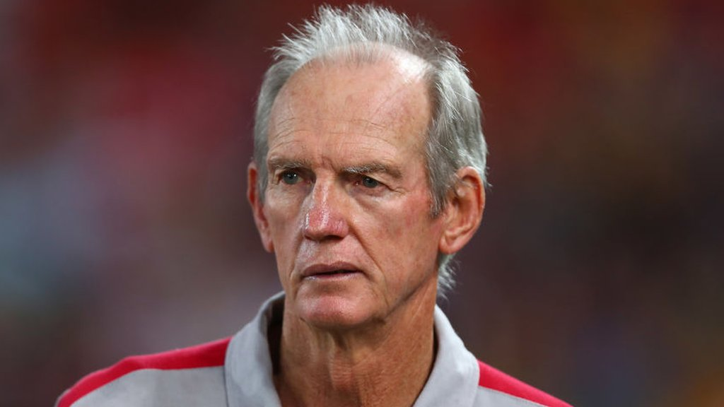 Wayne Bennett: Australian to remain as England head coach