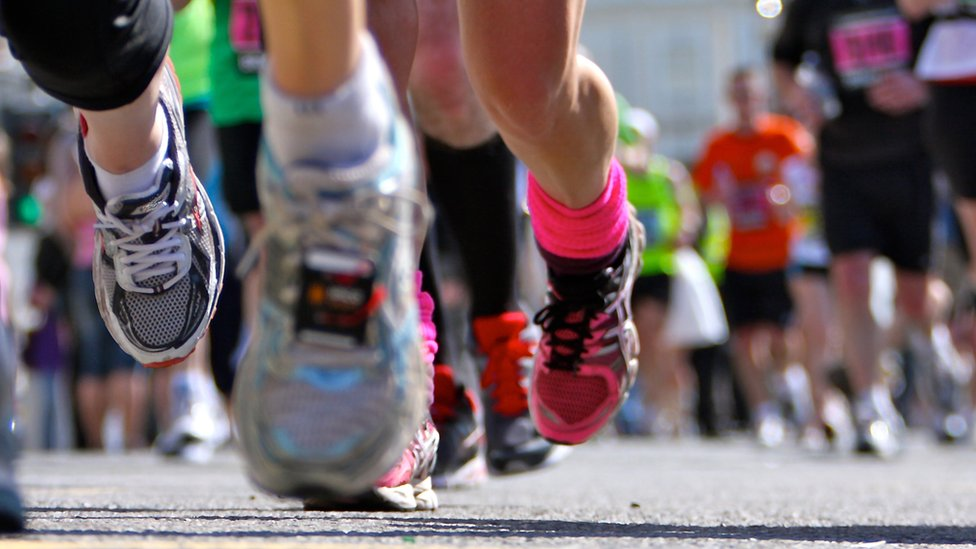 NI town 'has UK's fastest runners'