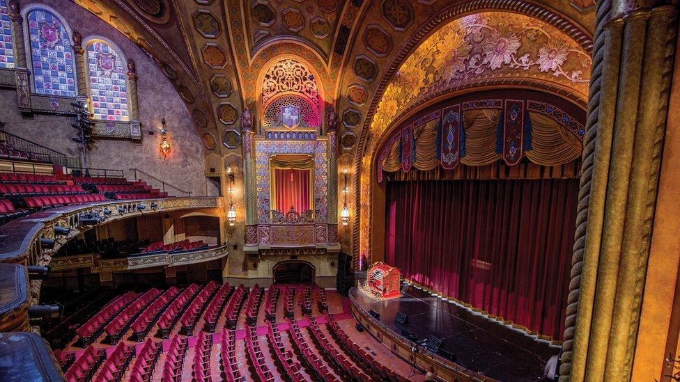 Birmingham, Alabama: A city using theatres to reinvent itself