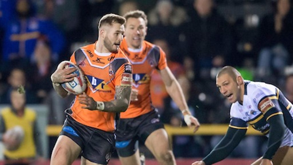 Super League: Will these stars make the Rugby League World Cup?
