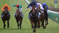 Air Force Blue wins at Newmarket