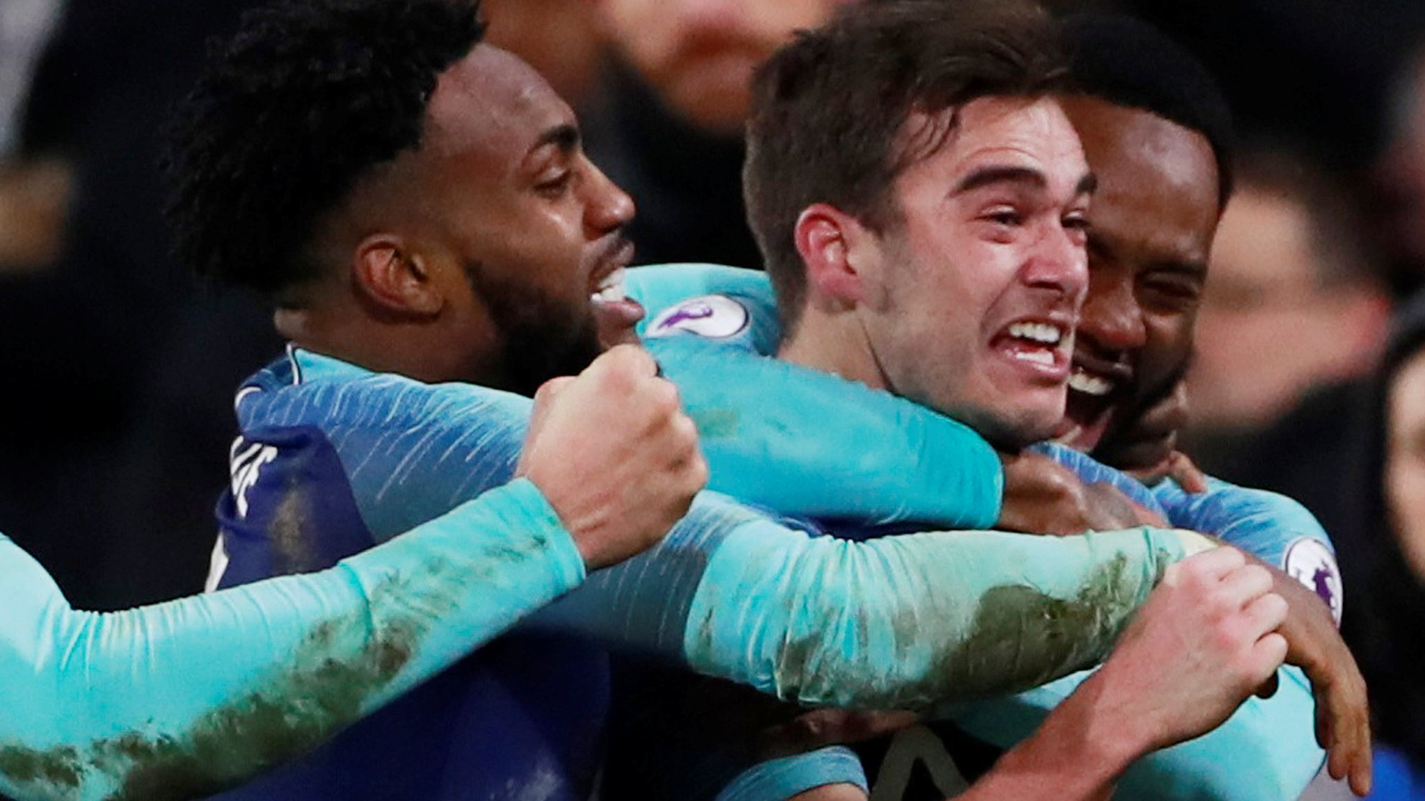 Fulham 1-2 Tottenham: Harry Winks scores in stoppage time for victory