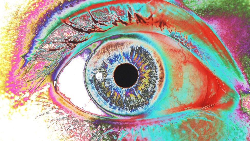 Las células de los lentes de nuestros ojos viven tanto como nosotros. (Imagen de Kate Whitley, Wellcome Images).