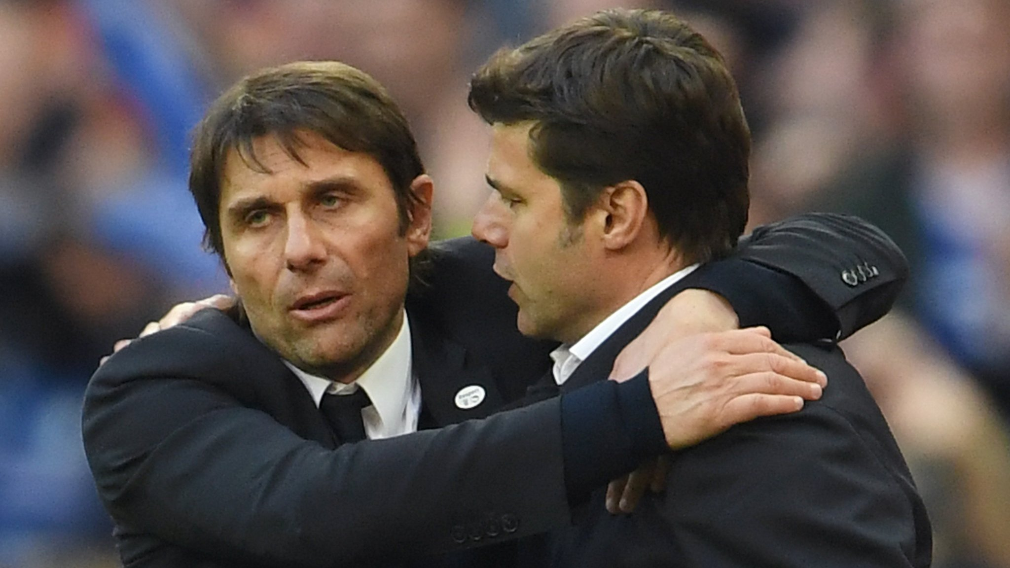 Chelsea & Spurs should kick off at same time - Conte