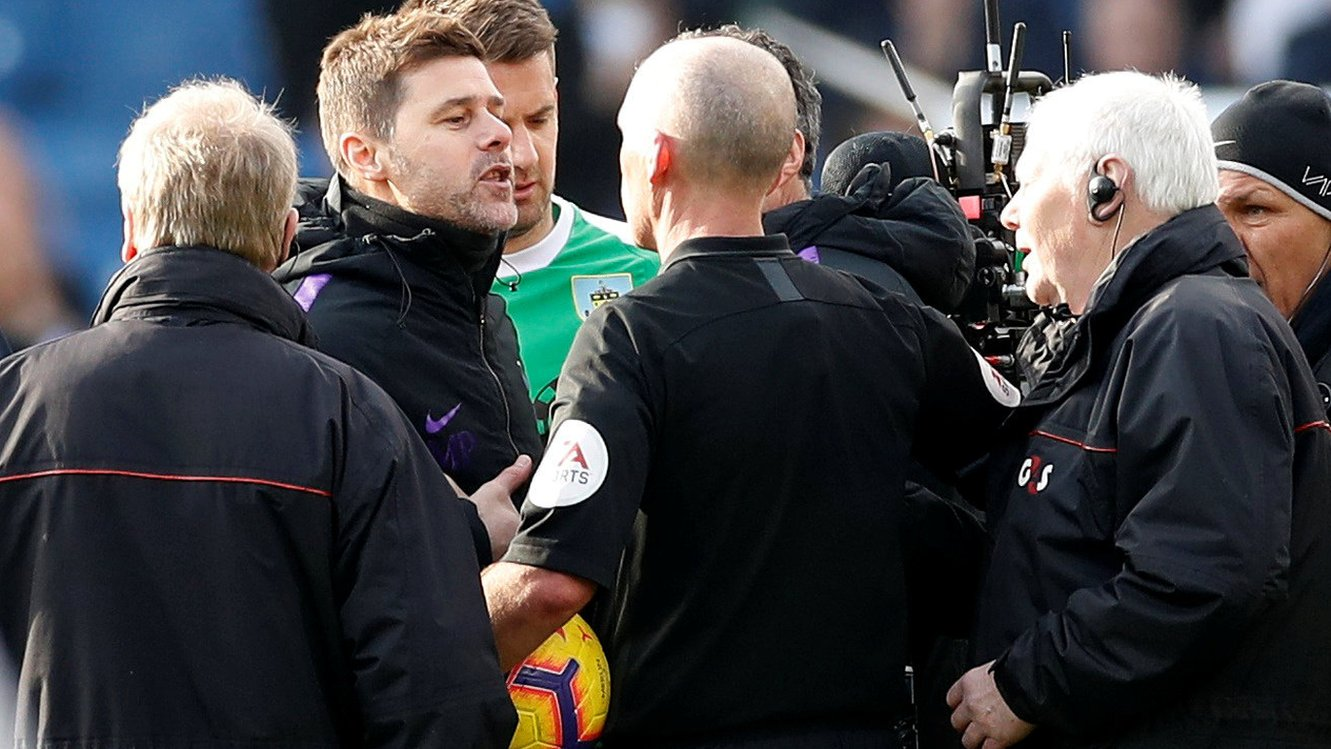 Mauricio Pochettino: Tottenham boss might apologise to referee Mike Dean