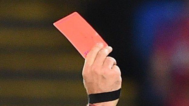 "Nigeria referee's boss 'we have zero tolerance on bribery"""