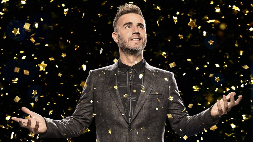 BBC News - Gary Barlow: Don't judge talent show Let It Shine on TV ratings