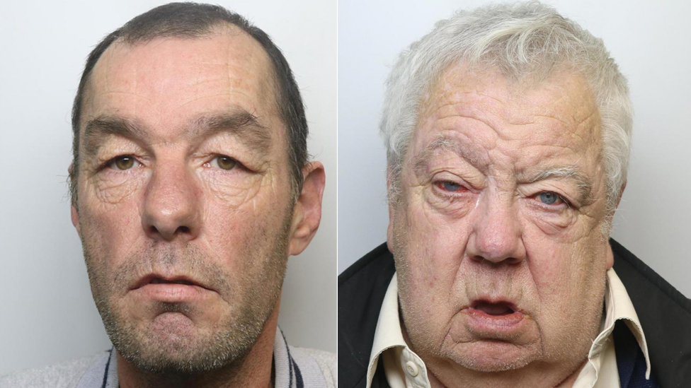 Two Men Jailed for Historical Child Sex Abuse